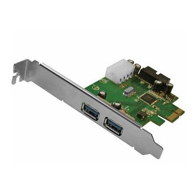 SCHEDA PCI-E USB 3.0