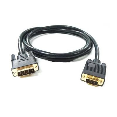 CAVO MON. DVI/I-VGA 2MT