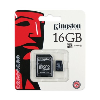 16GB MICROSDHC CLASS 10