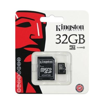 32GB MICROSDHC CLASS 10