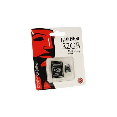 32GB MICROSDHC CLASS 4 F
