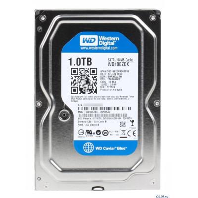 HDD 3.5 1TB 7200 64MB SA