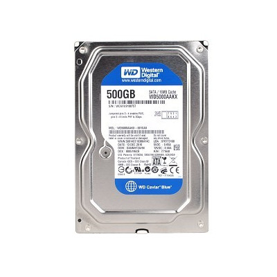 HDD 3.5P 500GB 7200 16MB