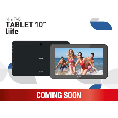 "TABLET Miia 10.1""WIFI1GB"