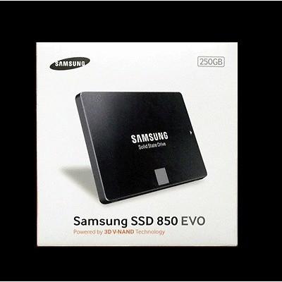 SSD SAMSUNG 850EVO 250GB