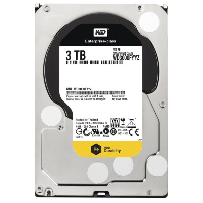 HDD 3.5P 3TB 7200 64MB S