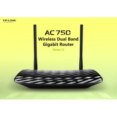TP-LINK AC750 DUAL BAND
