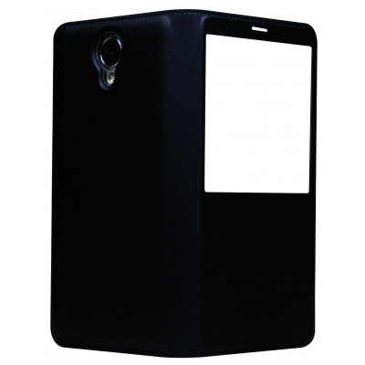 CUSTODIA FLIP CASE BLACK