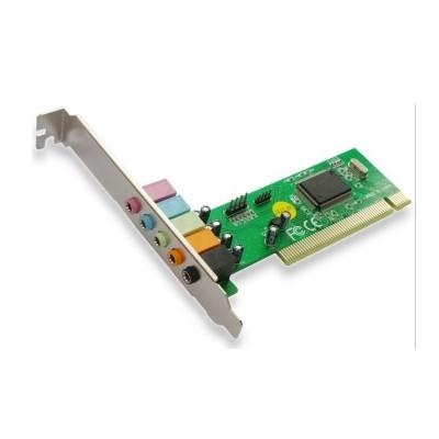 SCHEDA AUDIO PCI 5.1
