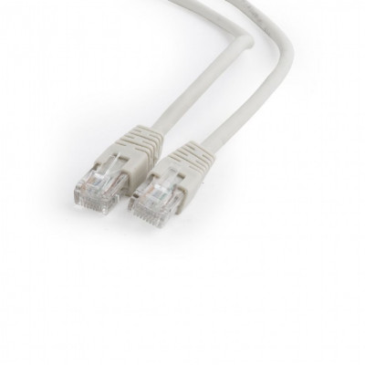 UTP Cat6 Patch cord, gray, 1 m